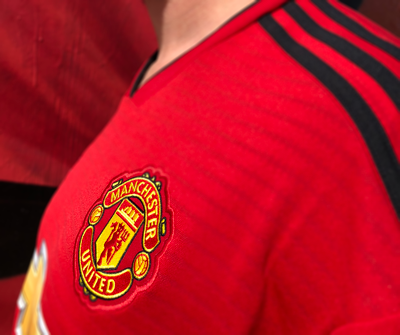 release date 39de1 d63c6 The History of the Jersey - Manchester United - SportMember.com
